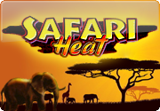 Новоматик Safari Heat (Сафари) онлайн без регистрации и смс