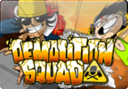 Demolition Squad – бесплатная игра в игровом автомате от НетЕнт