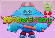 Играть в автомат с монстрами Monster Smash бесплатно
