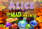 Игровой автомат Alice and the Mad Tea Party бесплатно онлайн